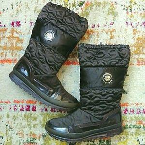 Coach Shoes - COACH Brown Boots